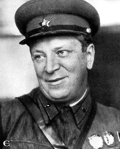 Василий Иванович Лебедев-Кумач, автор слов песни «Священная война»