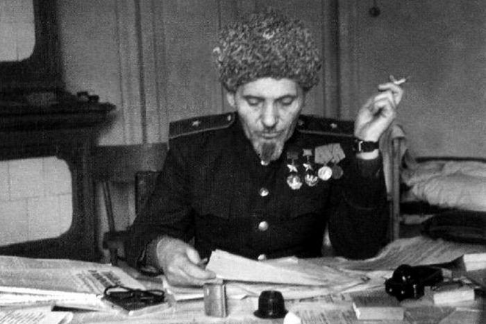 Генерал-майор Сидор Ковпак