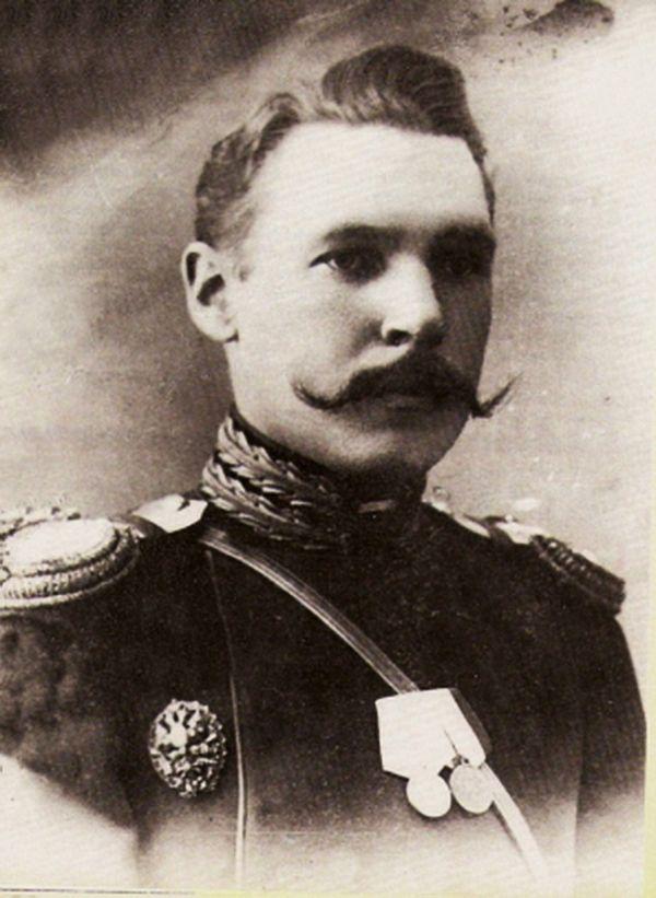 В.Г. Фёдоров – выпускник Михайловской артиллерийской академии.
