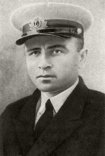 Герой Советского Союза Л.П. Белоусов