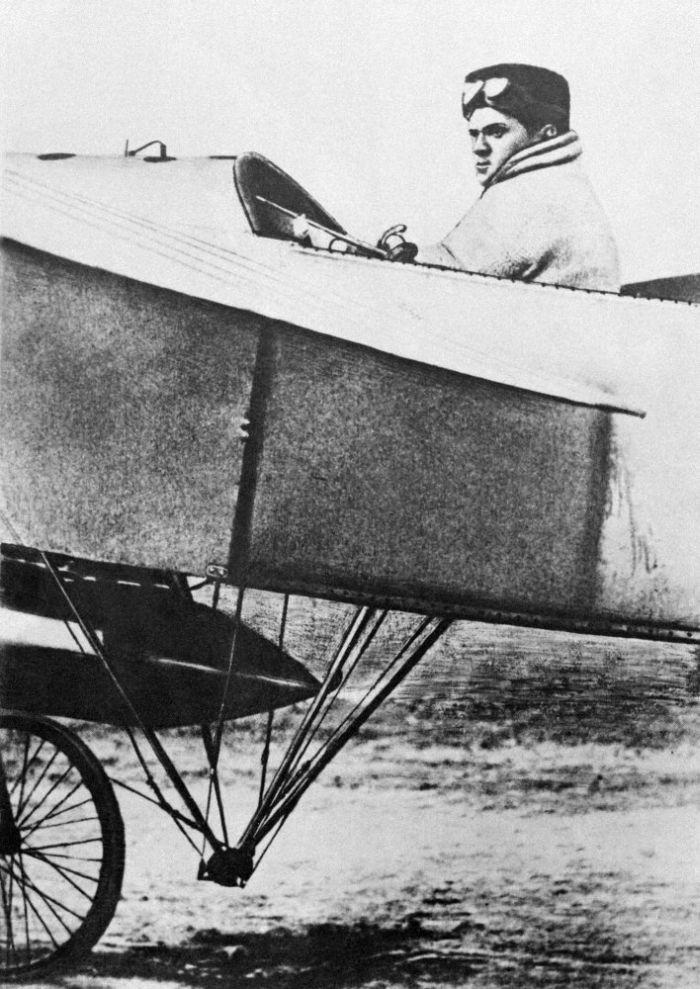 Авиатор С.И. Уточкин