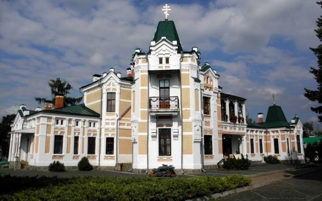 Ризоположенческий мужской монастырь с. Томашовка Фастовского района Киевской области