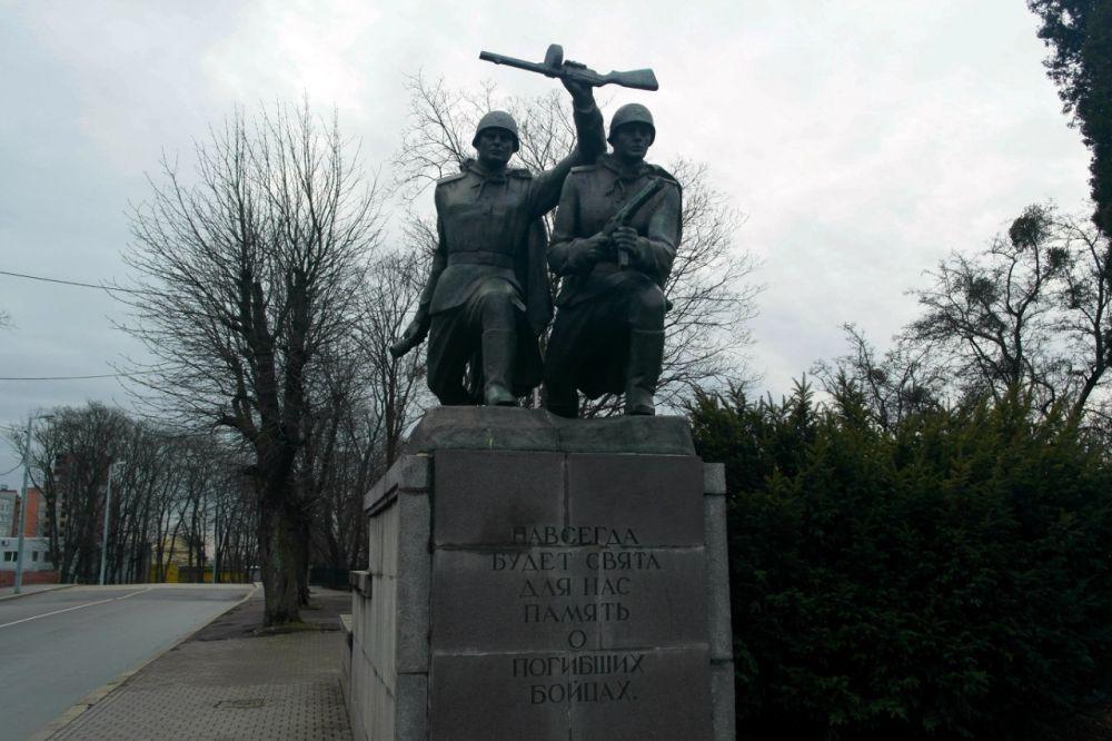 «Памятник 1200 гвардейцам», Калининград