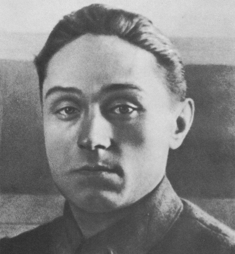 Поэт Павел Шубин