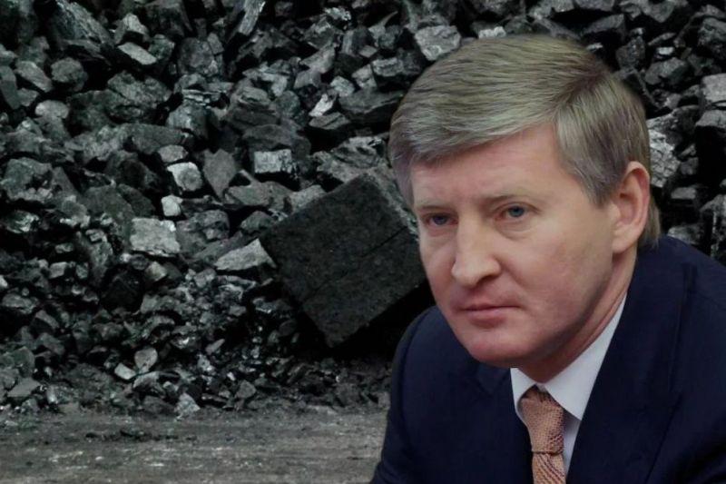 Угольный король Украины Ринат Ахметов