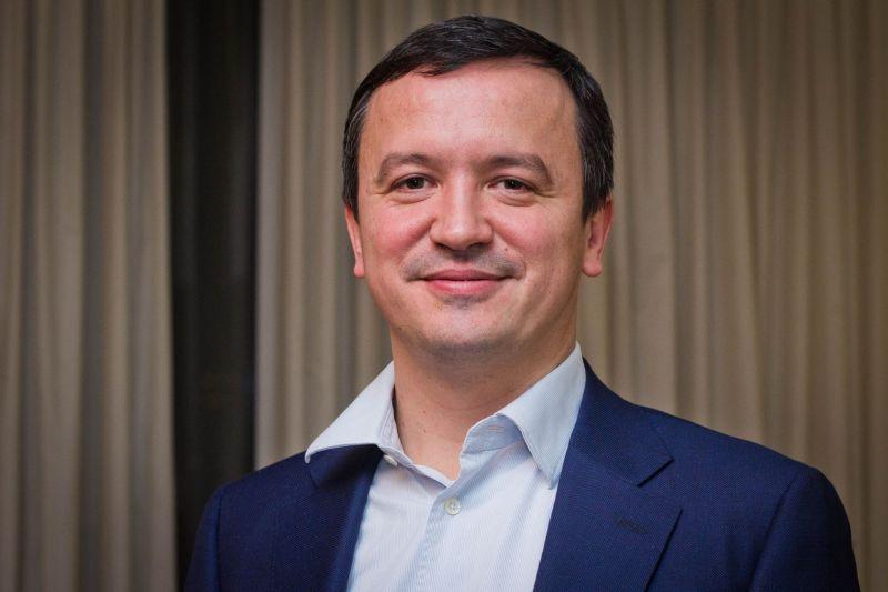 Новый министр развития экономики, торговли и сельского хозяйства Игорь Петрашко