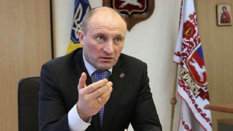 Черкасский градоначальник Анатолий Бондаренко