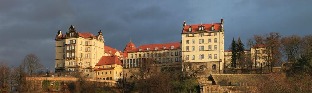 Замок Зонненштайн неподалёку от Дрездена: в 1940 – 1942 гг. здесь было убито свыше 13000 человек