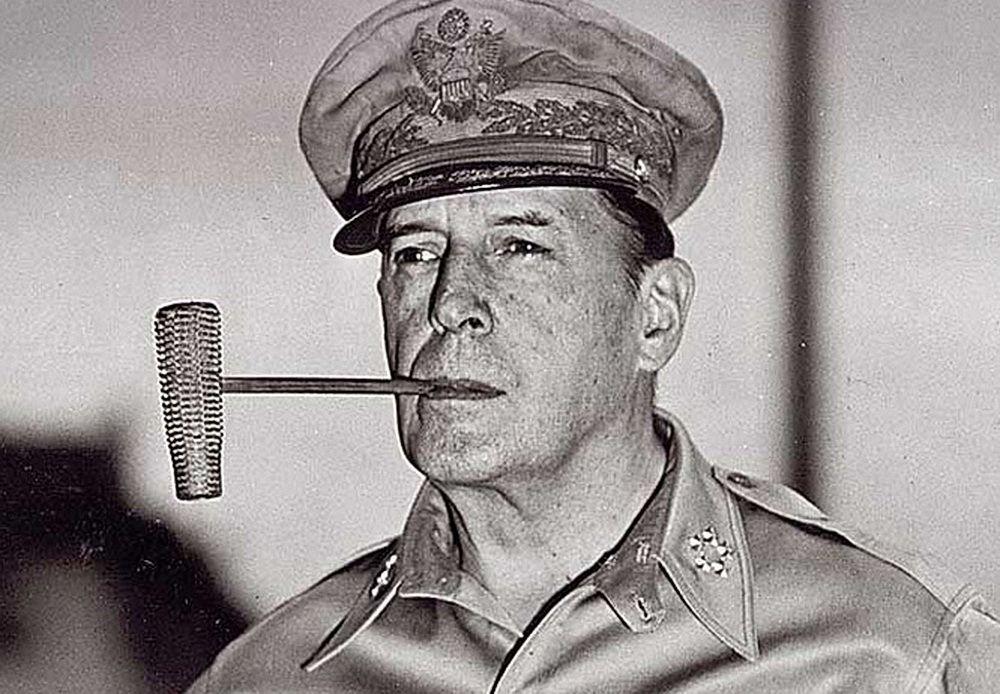 «Японский Цезарь» генерал Дуглас Макартур