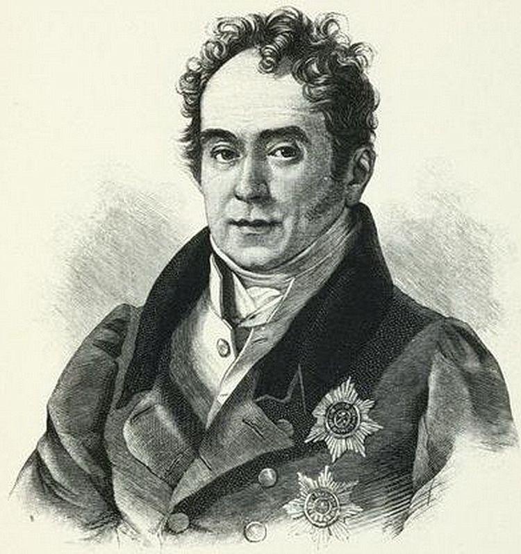 В.П. Кочубей Гравюра Райта с портрета Д. Доу.