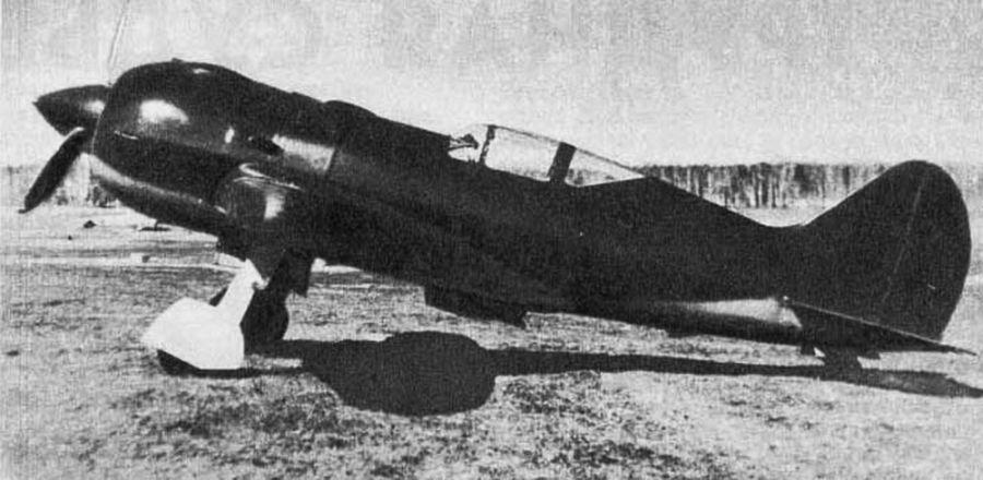 Истребитель «И-185» Николая Поликарпова, так и не пошедший в серию