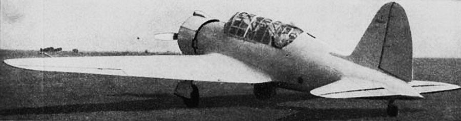 Самолёт «Ива́нов», он же «Су-2»