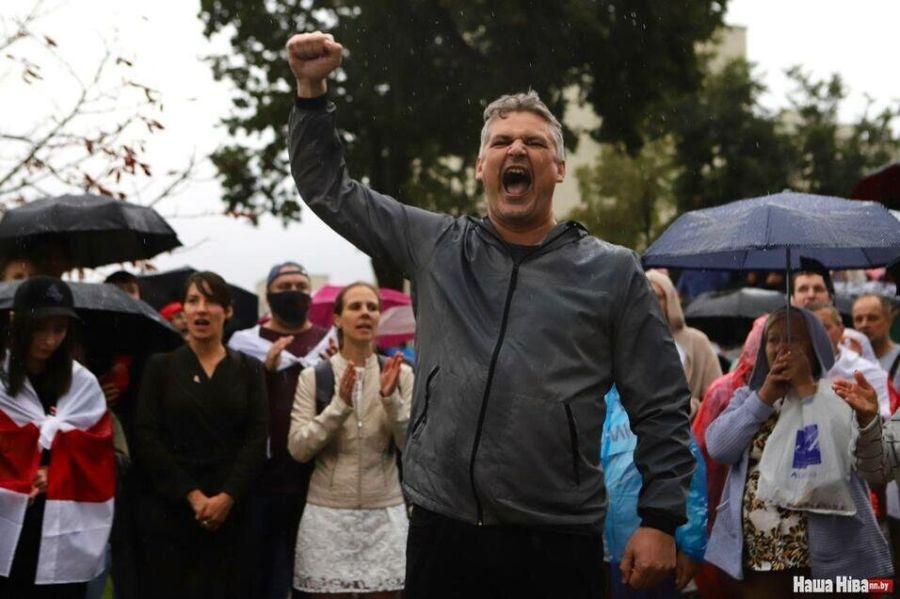 Националисты заинтересованы в радикализации протеста