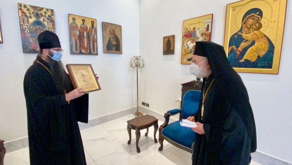 Братская встреча в Бейруте
