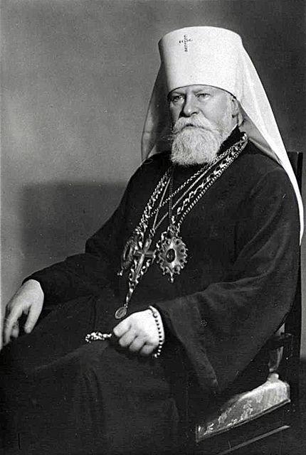 Митрополит Николай (Ярушкевич)