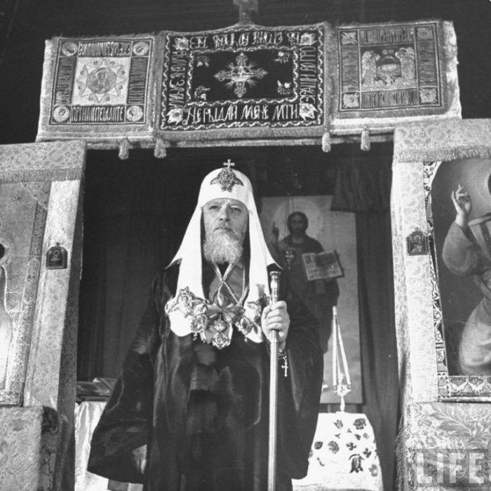 Святейший Патриарх Алексий I (Симанский)