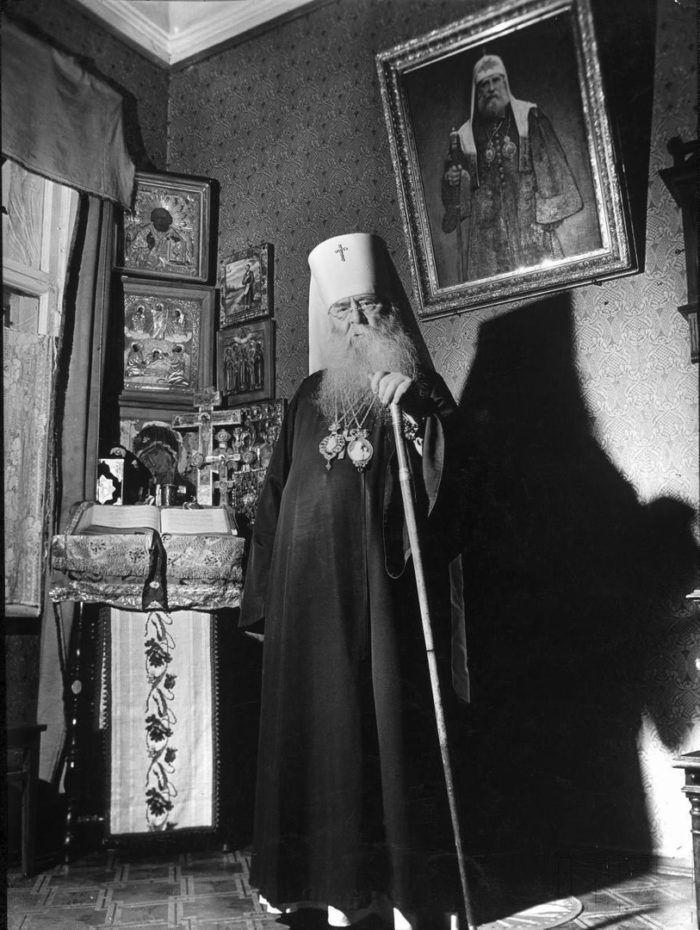 Святейший Патриарх Сергий (Страгородский)