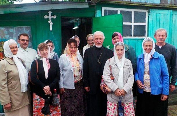 Община Луцкого храма в честь иконы Божией Матери «Всех скорбящих радость», наконец,  получила богослужебное помещение