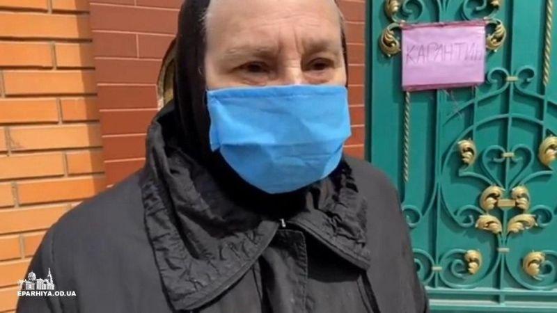 Матушка Никодима опровергает слухи