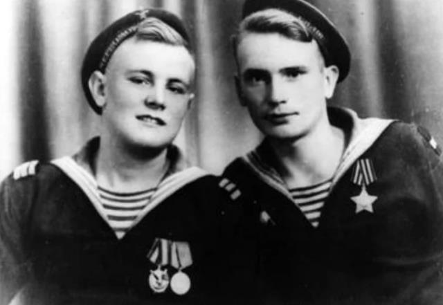 Дмитрий Вонлярский (слева) с Петром Морозовым