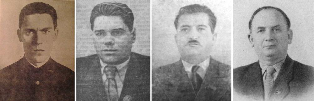 М.В. Слонь, М.М. Козенко, И.И. Рясиченко, Ф.К. Щербак