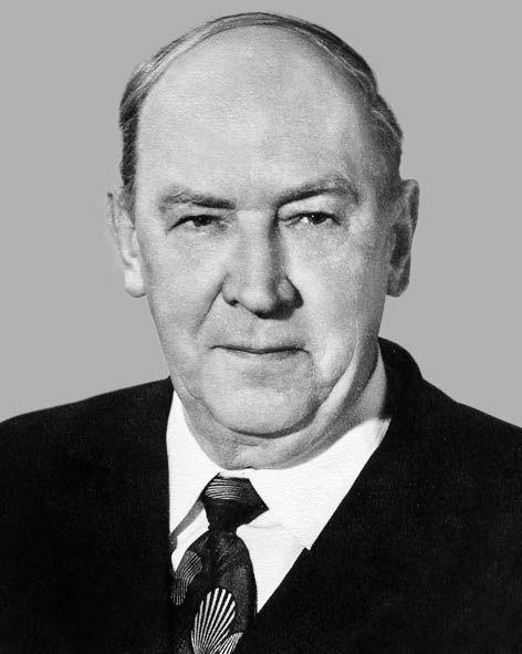 Б.П. Кашкадамов - директор ЛАЗ (1952- 1966)