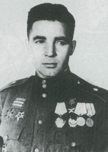 Герой Советского Союза Василий Маргелов