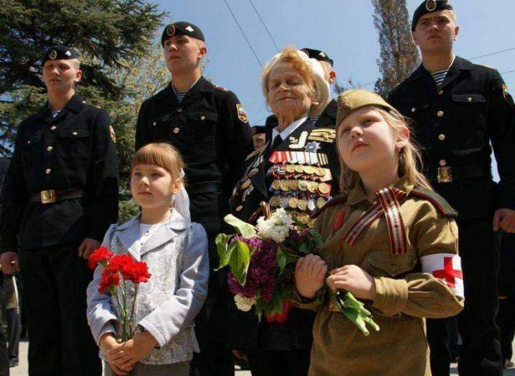 Евдокия Николаевна на защите исторической правды