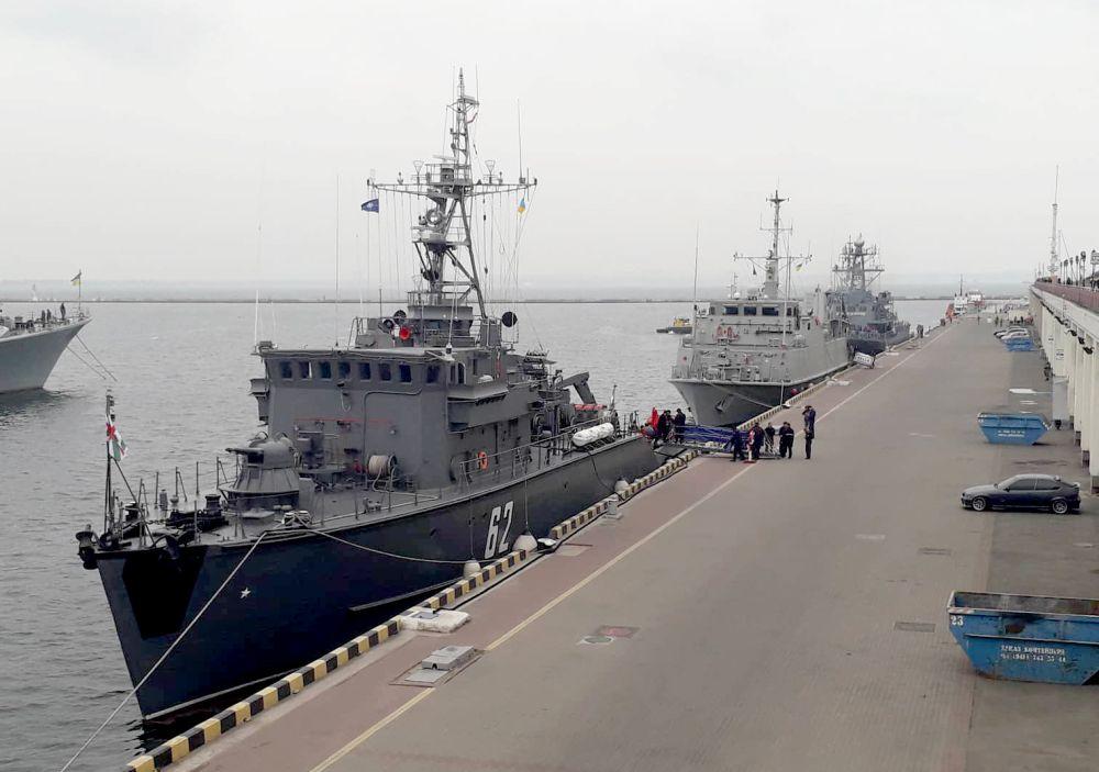 Натовцы в Одессе