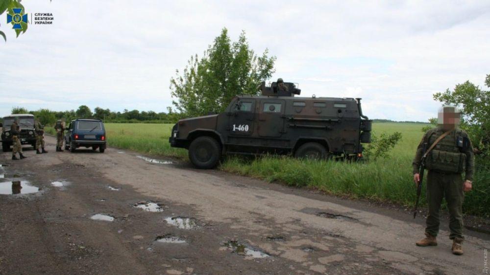 Дороги в Харьковской области взяты под контроль военными