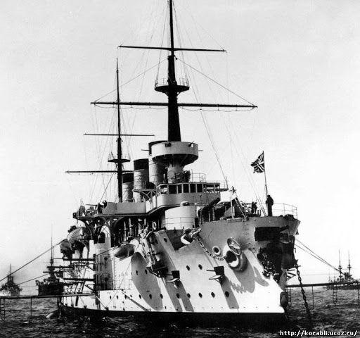 Бронепалубный крейсер 1-го ранга «Варяг»