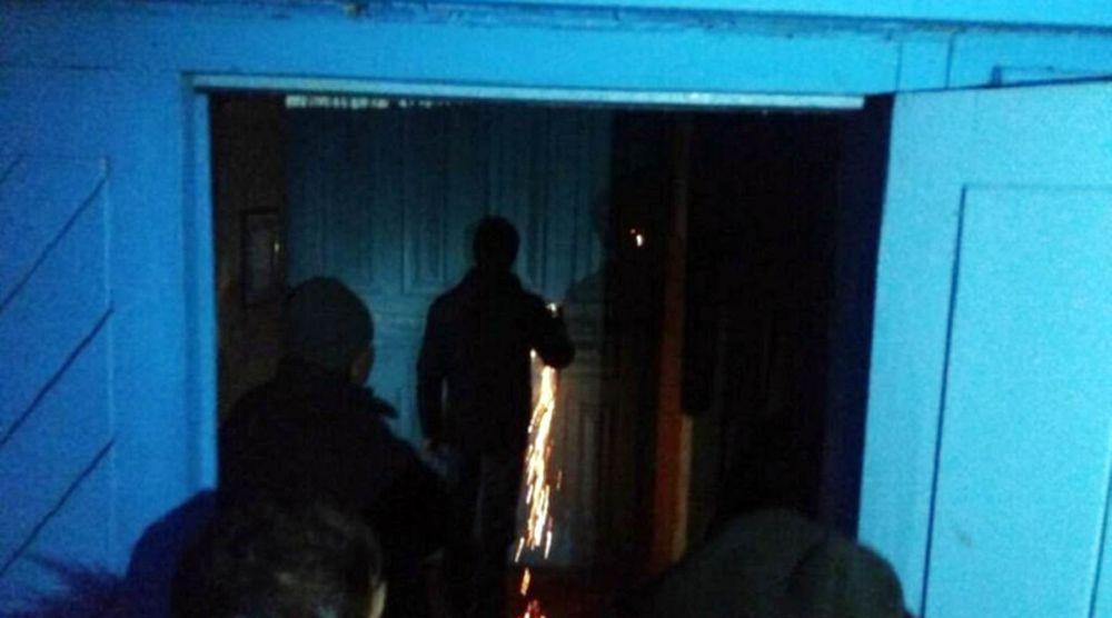 Раскольники из ПЦУ срезают замки на двери православного храма