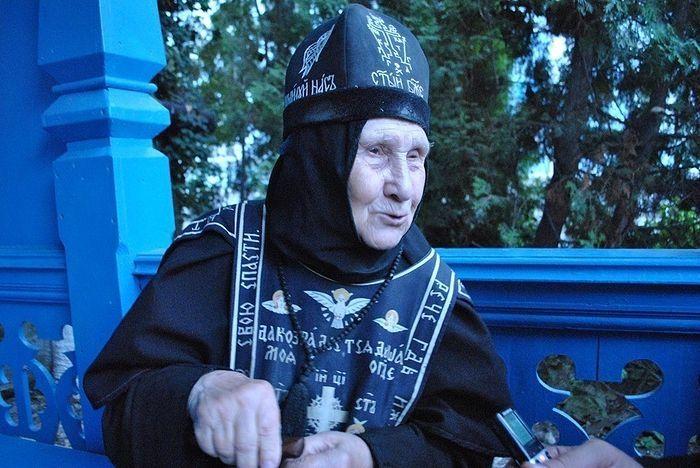 Схимонахиня Арсения рассказывает об Иване Петровиче
