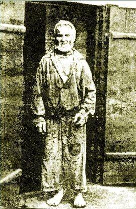 Прижизненное фото Ивана Петровича