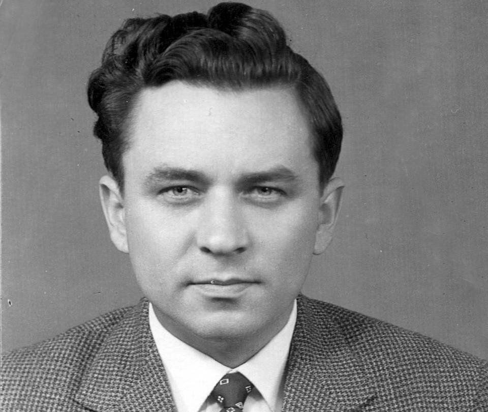 Советский разведчик Конон Молодый, на которого обменяли Гревилла Винна