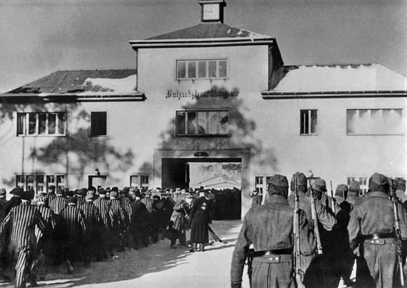 Лагерь смерти Заксенхаузен