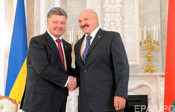 Порошенко и Лукашенко 21 декабря встретятся в Минске Depo