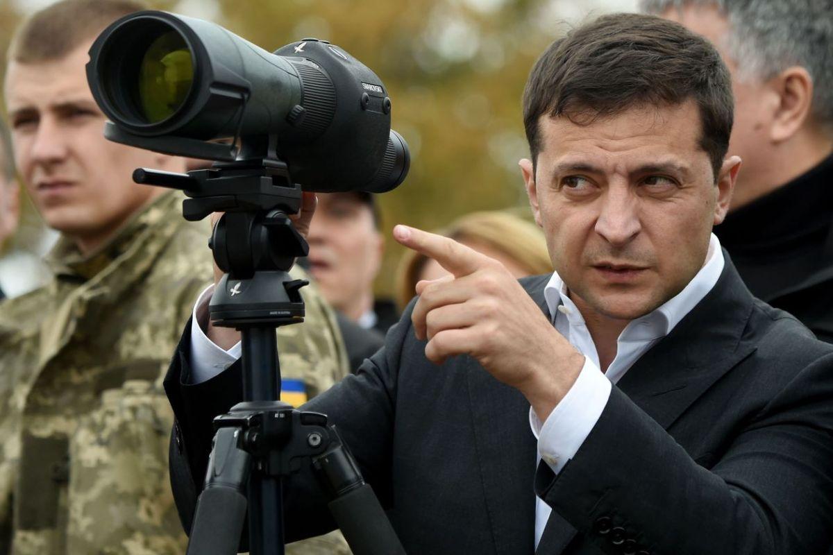 Владимир Зеленский увидел захват Киева, Одессы и Харькова
