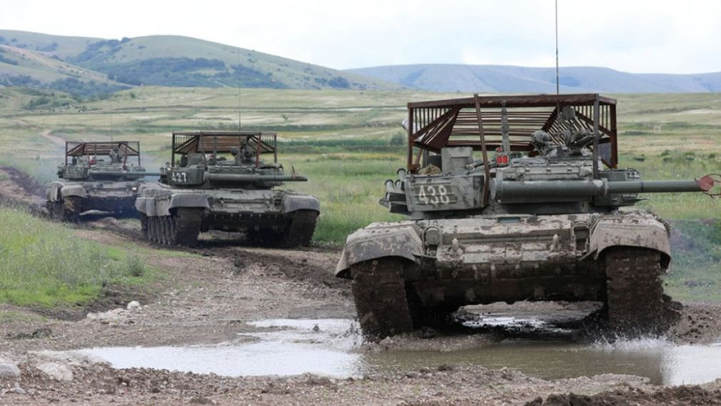 Русские решётки против украинских байрактаров – сочинения свидомой прессы