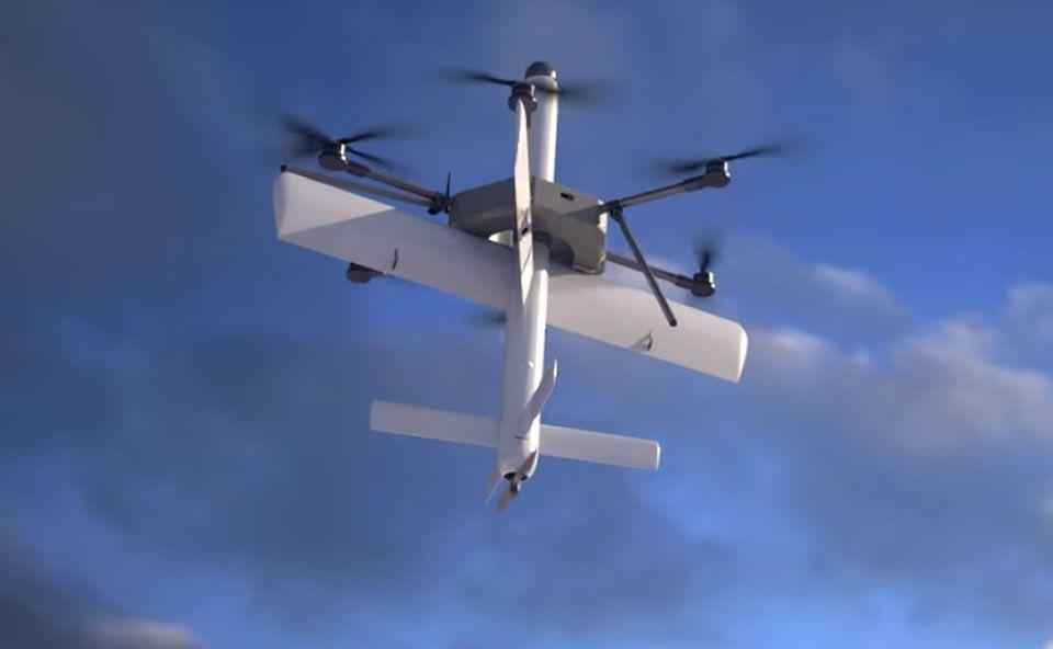 Ударный беспилотный авиационный комплекс «Гром»