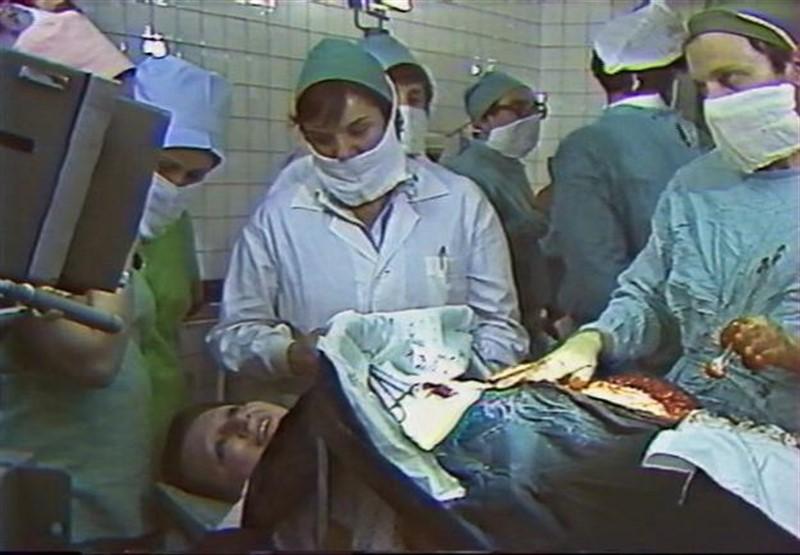 Операция, проводимая Кашпировским
