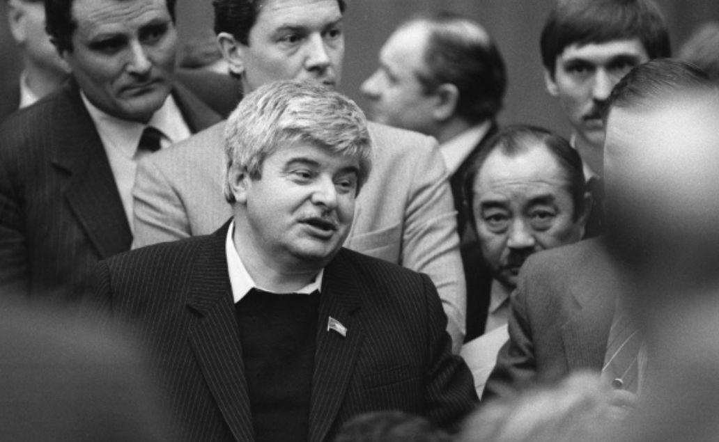 «Теоретик и концептуалист» Гавриил Попов