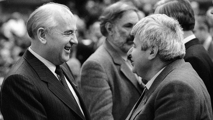 Михаил Горбачёв «поддерживал контакт» с МДГ