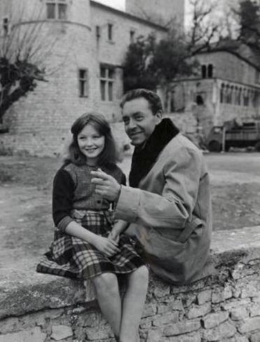 Владимир Поляков-Байдаров с дочерью Мариной. Дед актрисы был связан с Харьковом