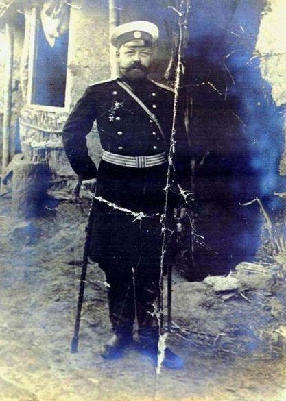 Евгений Энвальд, дед актрисы