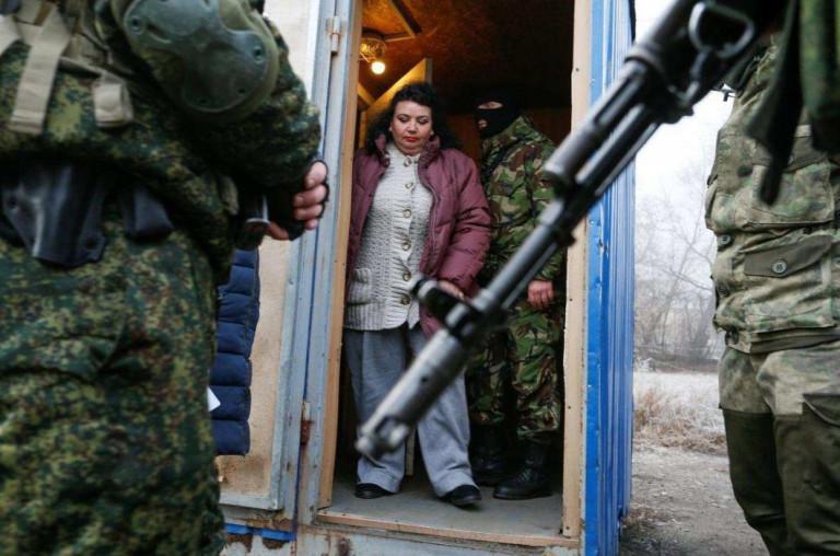 Украина ведёт себя как полноценный террорист