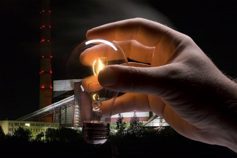 В Калуше остановилась ТЭЦ: угольные склады пусты