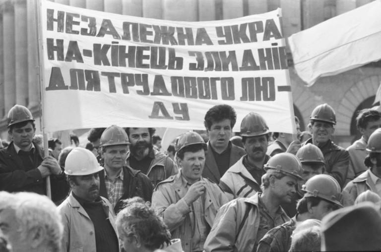 Зараза самостийности на Донбассе